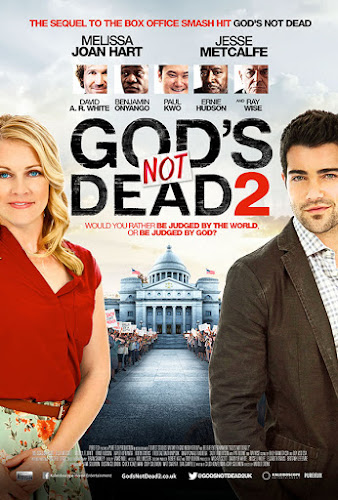 God's Not Dead 2 (BRRip 720p Dual Latino / Ingles) (2016)