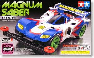 La mini 4wd Magnum Saber, direttamente dagli anni 90