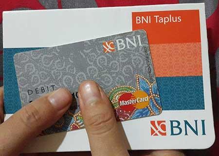 Pakai SIM Untuk Ganti KTP Saat Buka Blokir Kartu ATM BNI