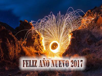 Feliz Año Nuevo 2017 Fondos de Escritorio