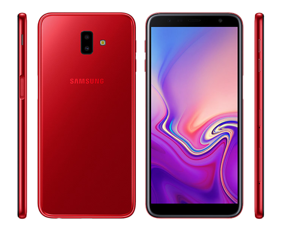 Samsung Galaxy J6+, Samsung Galaxy J6+ Philipines, Samsung Galaxy J6+ Red