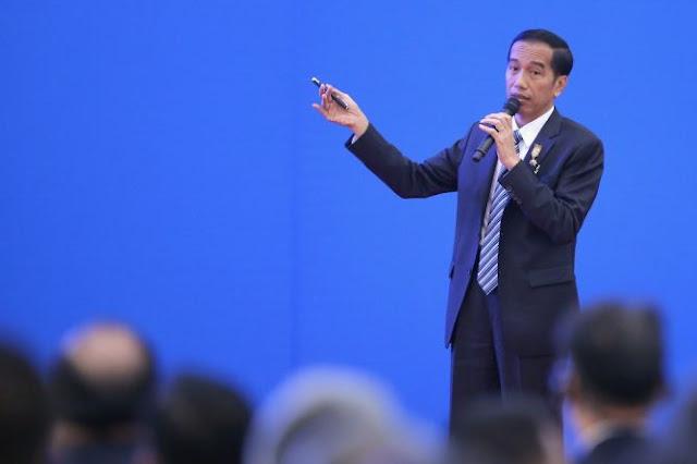 Jokowi Ingin Tunjukkan Ada 'Tikus' di Persoalan Blok Masela
