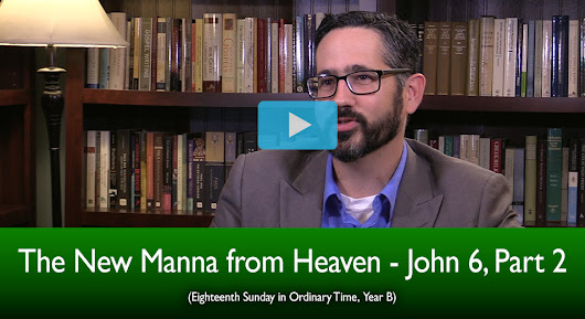 The New Manna from Heaven (The Mass Readings Explained)