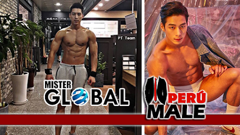Mister Global South Korea 2018