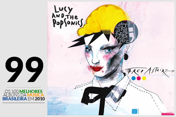Lucy And The Popsonics - Fred Astaire