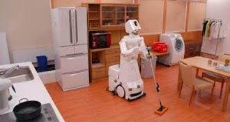 Home Assistant Robot adalah robot pembantu rumah tangga tercanggih di dunia