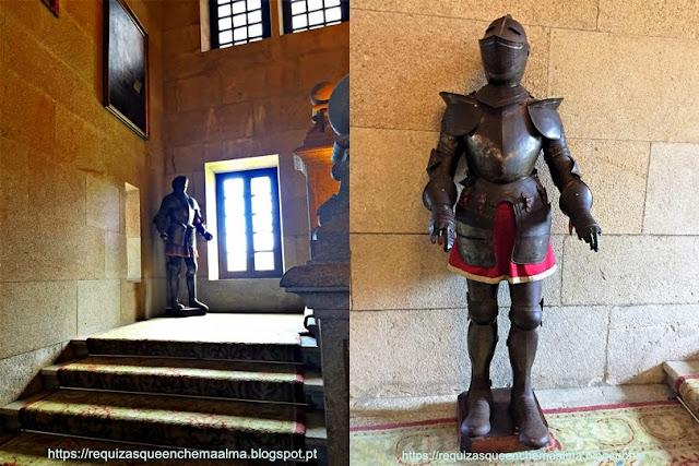 Interior Pousada Nacional de Turismo Conde de Gondomar