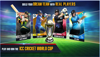 ICC pro cricket 2015 Android apk game
