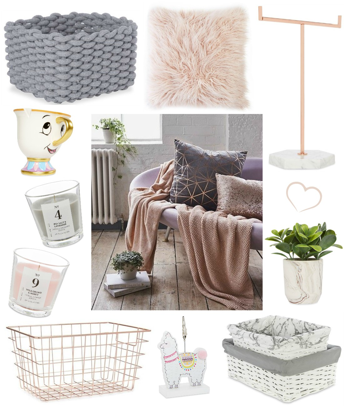 AW17 Primark Homeware: My favourite Pieces