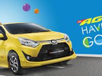 Harga & Kredit Mobil Toyota Agya di Jakarta