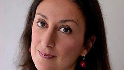 DAPHINE CARUANA GALIZIA MURDER: UNACCEPTABLE