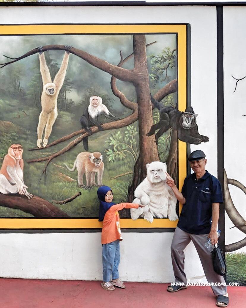 Pengalaman Liburan Ke Wisata Paku Haji Cimahi, arena wisata di paku haji, tiket masuk ke paku haji, arena bermain paku haji