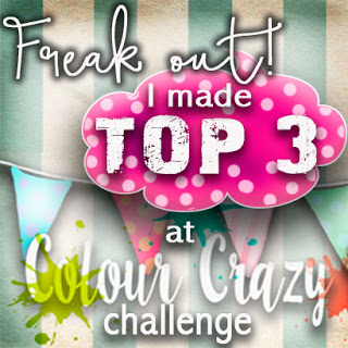 I was a TOP3 here in Nov 202 - for challenge 43