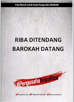 Ebook Riba Ditendang Barokah Datang