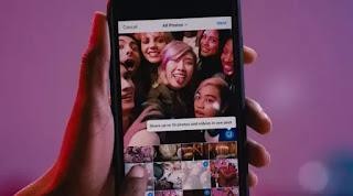 Cara Mudah Buat Slideshow Foto di Instagram