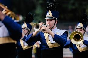 OBU alumnus named newest Tiger Marching Band director