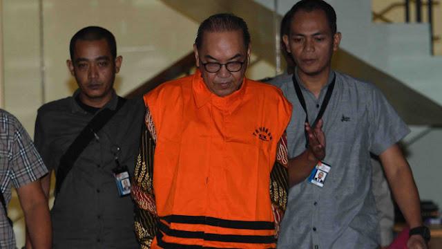 Jaksa KPK Beberkan Peran Sofyan Basir dalam Skandal PLTU Riau-1