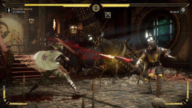 Análisis review Mortal Kombat 11 PS4