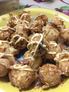 Resepi Takoyaki Simple