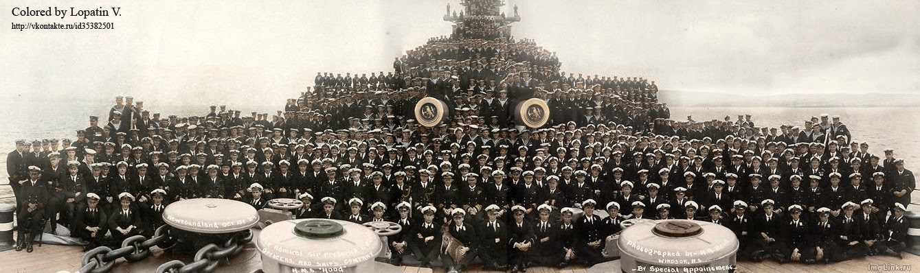 Naval Analyses: Battleships and Men