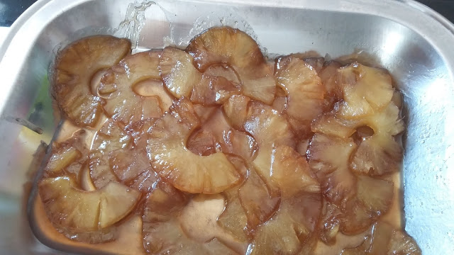 Caramelized Pineapple