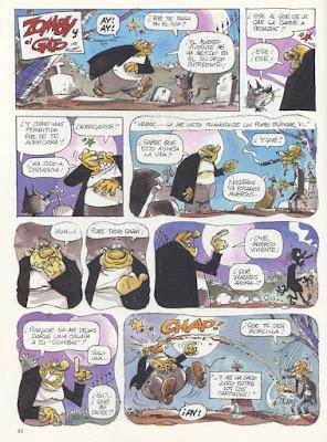 Zomby y el Gato, Creepy 2ª nº 15