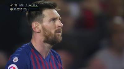 LFP-Week-35 Barcelona 1 vs 0 Levante 27-04-2019