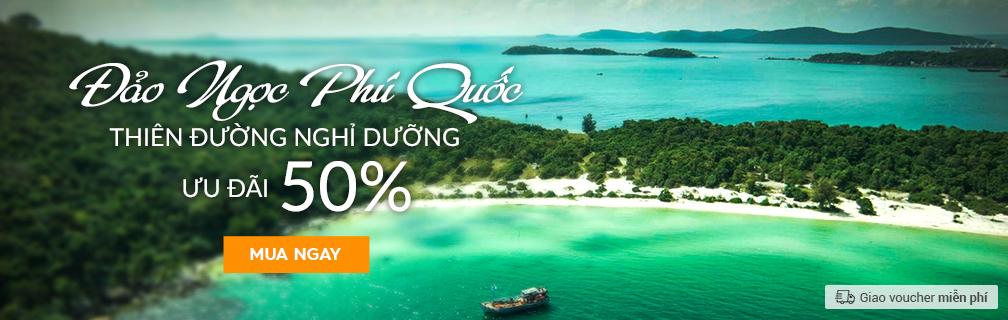 Giá Voucher Vinpearl Phú Quốc giảm giá sốc - Khuyến mãi 2016