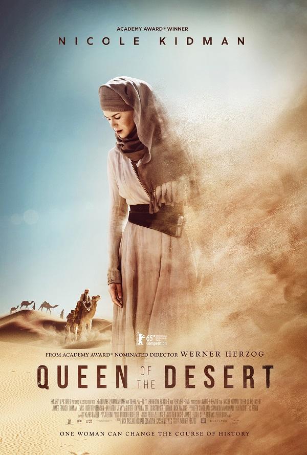 Nữ Hoàng Sa Mạc
