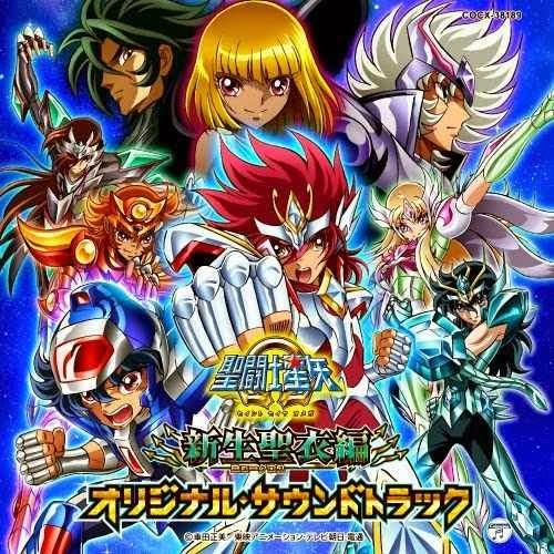 Koleksi Lagu Saint Seiya Omega New Cloth-hen