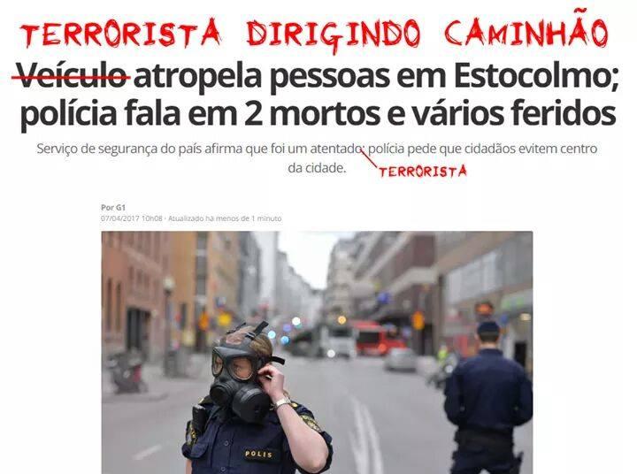 Atentado Em Sao Paulo Gallery: Jenifer Castilho: Atentado Terrorista Em São Paulo é