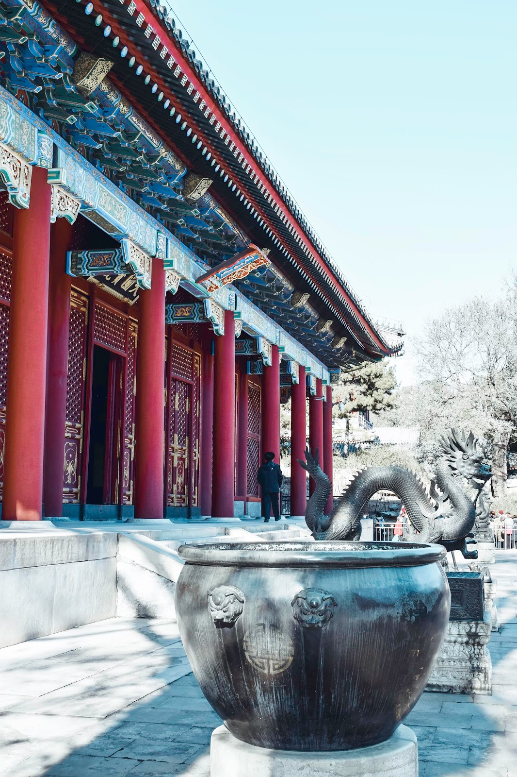 what to see at summer palace