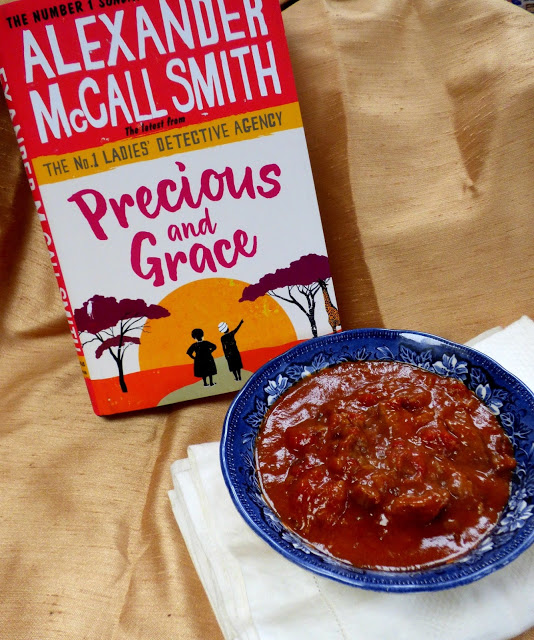 Mma Ramotswe's recipes, beef stew