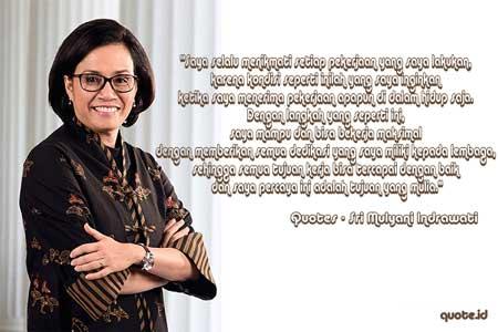 quotes sri mulyani agar kamu berani berubah untuk menjadi lebih baik