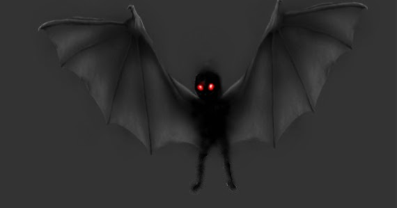 Daily 2 Cents: 'Chicago Phantom' Evidence...Odds & Ends -- Review of 'Invasion on Chestnut Ridge' -- Mothman Rap Version