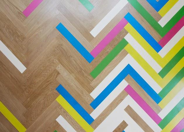 Penggunaan Warna Cerah Untuk Aksen Interior Rumah