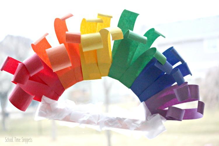 rainbow activity for kids