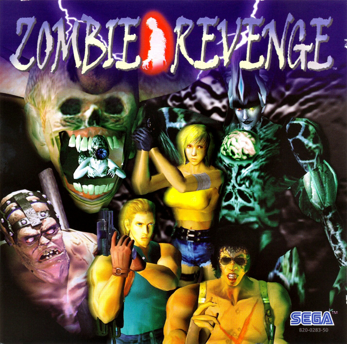 Zombie Revenge PC Full Game Descargar