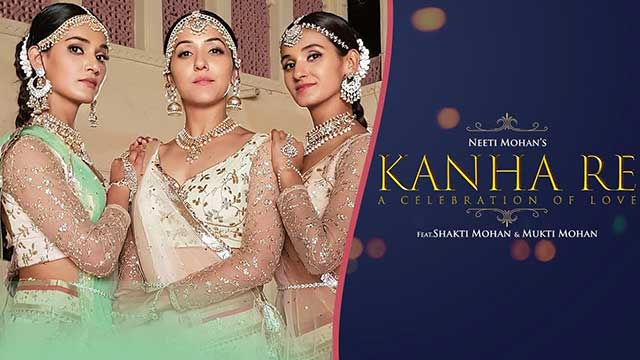Kanha Re Lyrics - Neeti Mohan