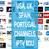 USA NBC IPTV sky UK BBC Spain movistar laliga
