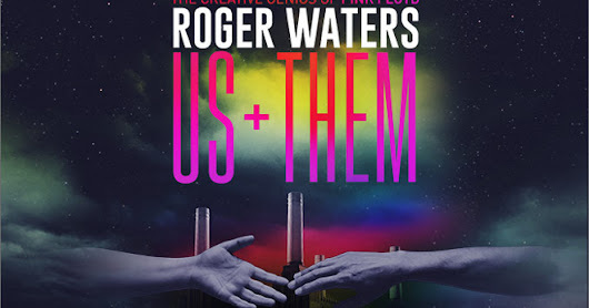 Roger Waters Tour - Us and Them