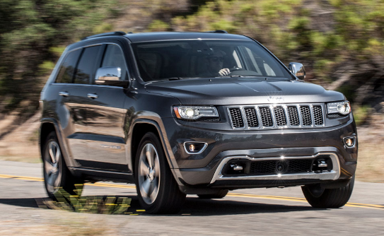 2019 Jeep Grand Cherokee Redesign