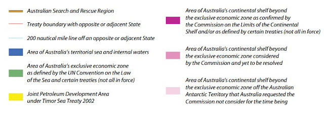 Image Attribute: Australia's Maritime Jurisdiction