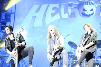 Helloween, Leyendas del Rock 2016