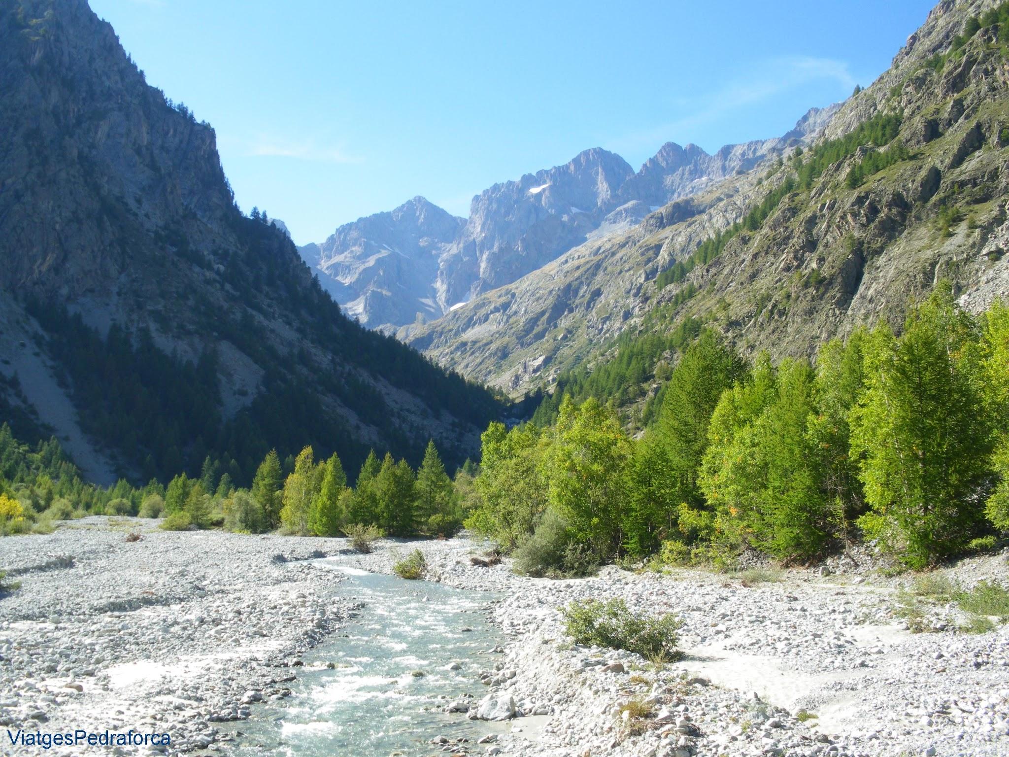 Vallée de l'Onde, Parc National des Ecrins, Hautes Alpes, Alps, França, France