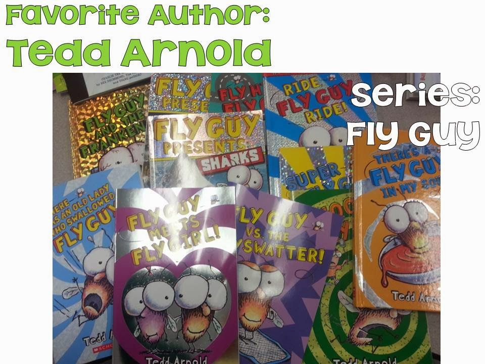 Great read alouds for primary students- Tedd Arnold Favorite Book Collection