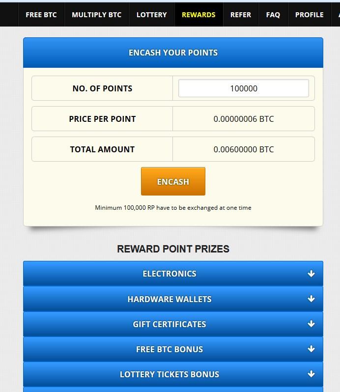 Mine bitcoin for free
