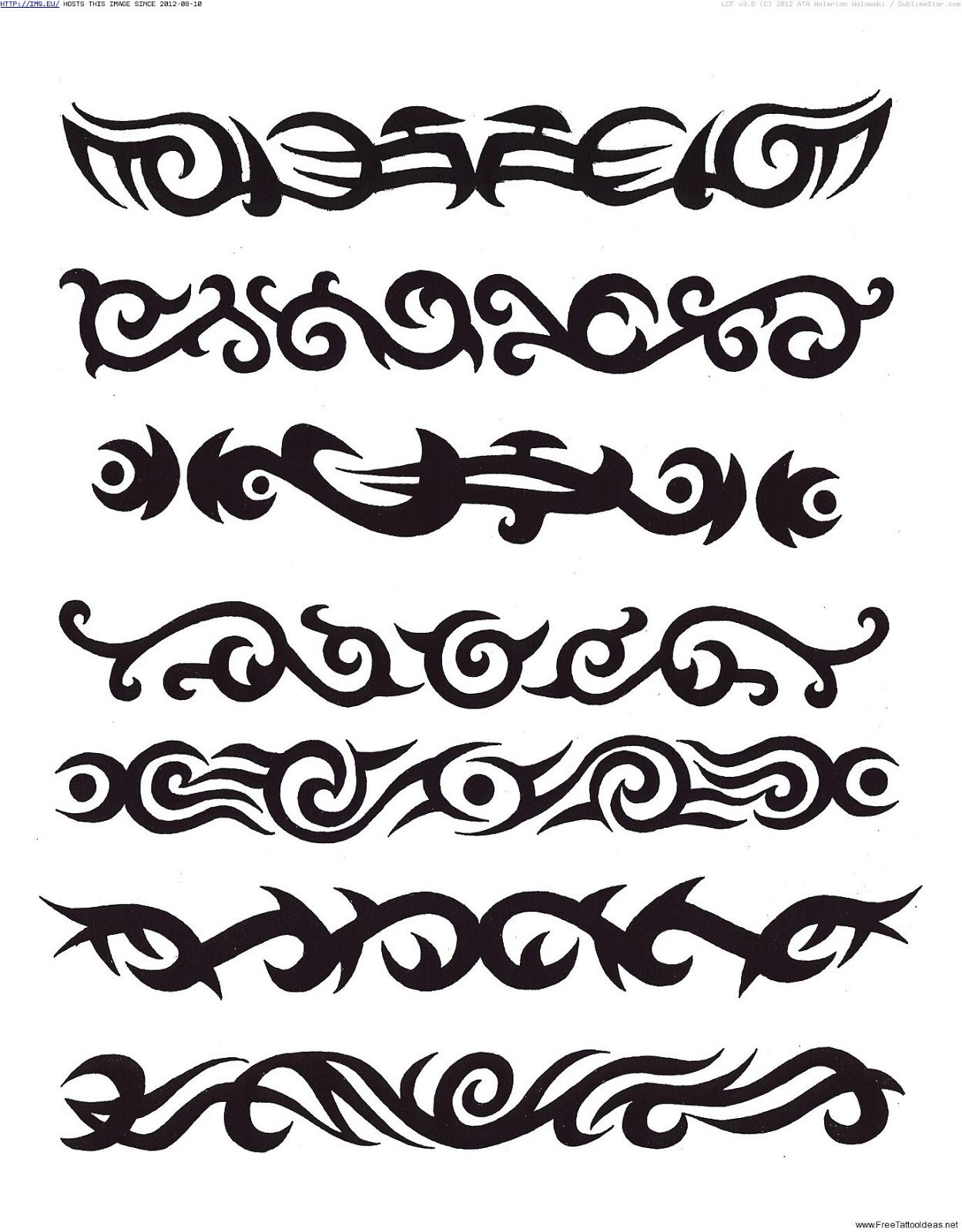 495859b9f Ideal Tattoo Ideas Most Effective Free Armband Tattoos. Armband Tattoos  Tribal Native American And Feminine Designs
