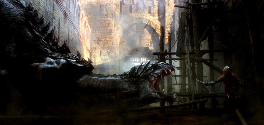 Multe efecte speciale în filmul fantasy SEVENTH SON