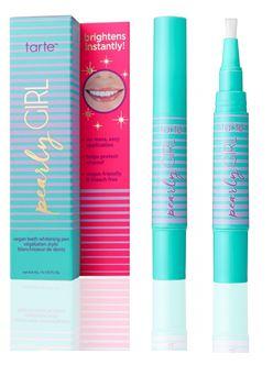 The Healthy Hoff Tarte Pearly Girl Vegan Teeth Whitening Pen
